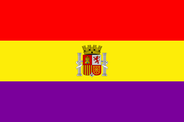 flag, spain, spanish, signs, symbols, flags, rep, ola