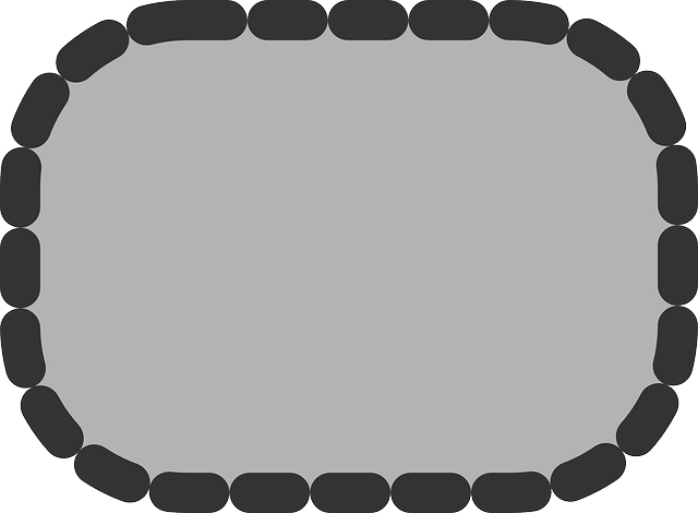 flat, drawing, round, vector, rectangle, corners