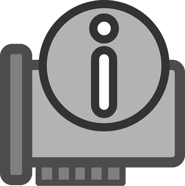 flat, hardware, information, theme, icon