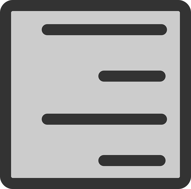 flat, right, document, text, align, paragraph, editor