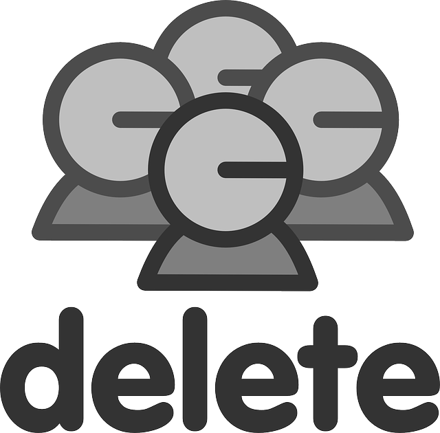 flat, theme, action, delete, group, icon