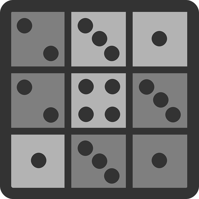 flat, tile, theme, icon, domino