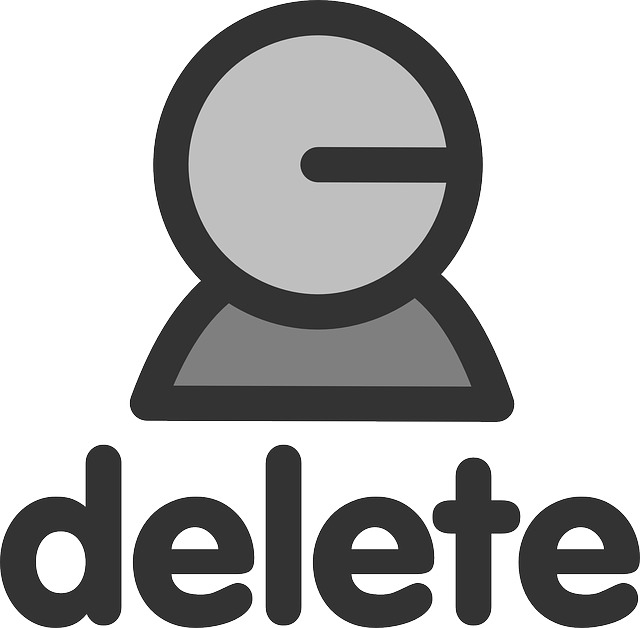 flat, user, theme, action, delete, icon