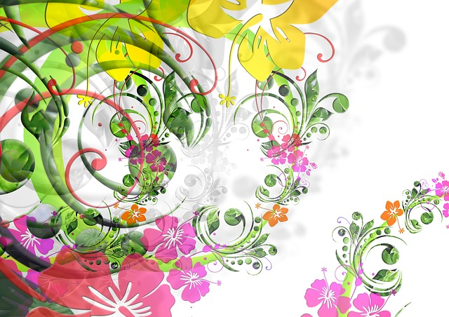 flowers, floral design, floral, color, pattern