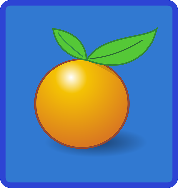 food, fruit, cartoon, orange, tile, gabriel, oranges