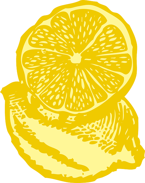 food, yellow, plants, cartoon, lemon, lemons, acidic