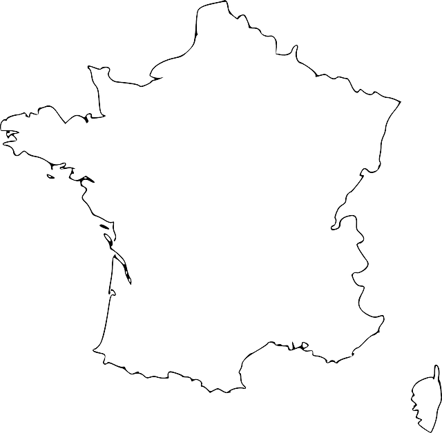 france, flag, country, black, french, geography
