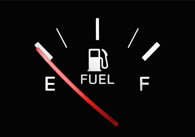 fuel, petrol, gas, gauge, empty, full, black, white