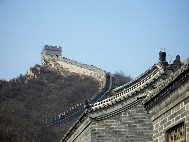 great, wall, history, china, structure, protection
