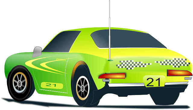 green, wireless, car, antenna, sports, automobile, auto