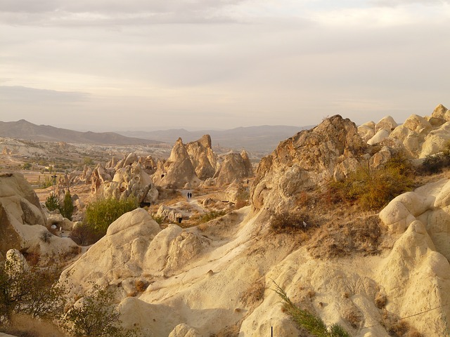 göreme, open air museum, tourist centre