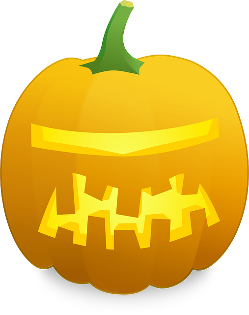 halloween, pumpkin, horror, alien, cylon, thanksgiving