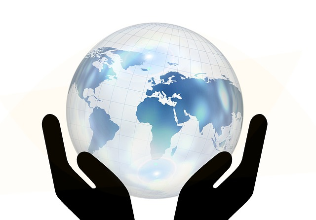 hands, protection, protect, globe, earth, world