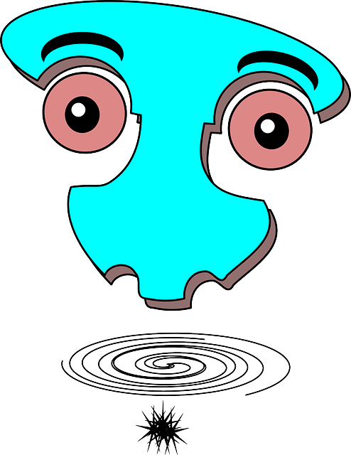 head, eyes, face, human, nose, abstract