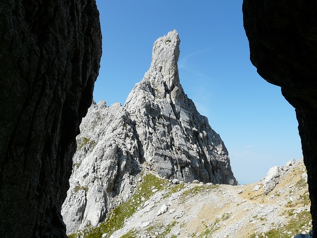 head törl, pass, pinnacle, rock points, limestone, rock
