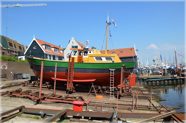 holland, netherlands, urk, fish, fishermen, culture