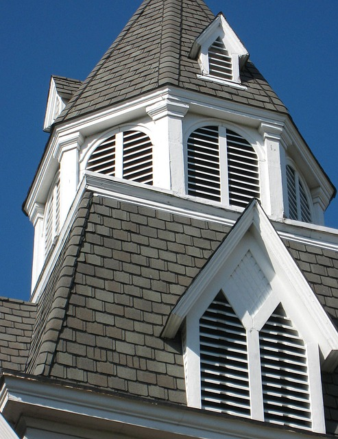 house, steeple, home, architecture