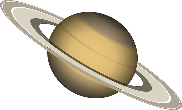icon, science, outline, planet, white, cartoon, free