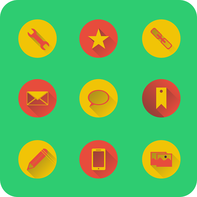 icons, icon, website, flat