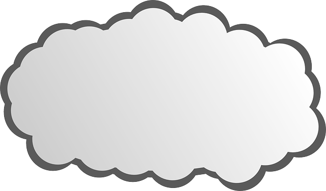 internet, network, icon, cloud, simple, outline, symbol