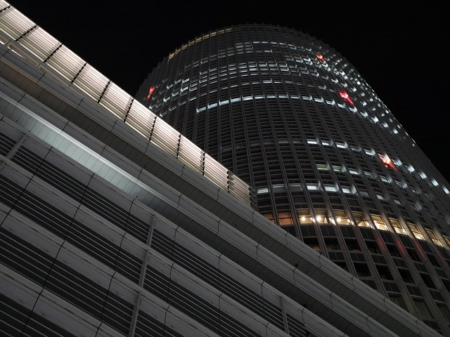 jr towers, office, nagoya, japan