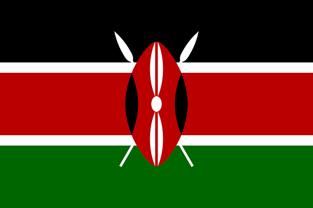 kenya, flag, national flag, nation, country, ensign