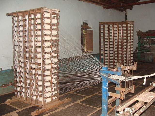 khadi, coarse cloth, garag, india, weaving, yarn making