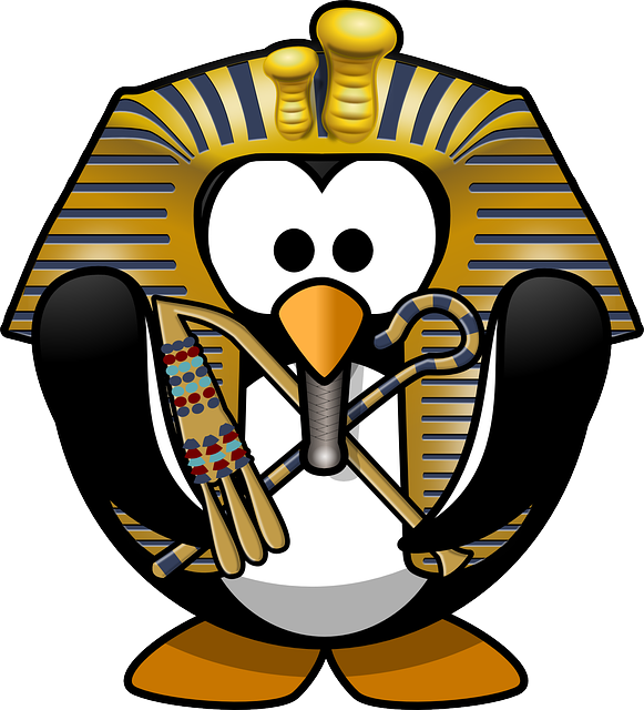 king tut, tut, tutankhamun, tux, animal, archaeology