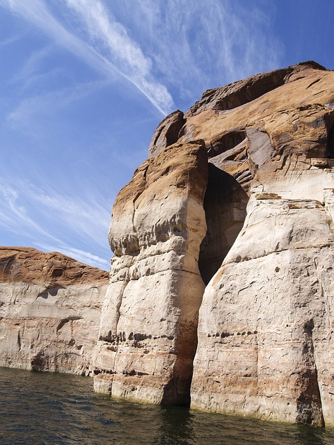 lake powell, arizona, usa, tourist attraction, outdoor