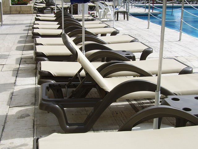 lounge, chairs, pool, swimming, vacation
