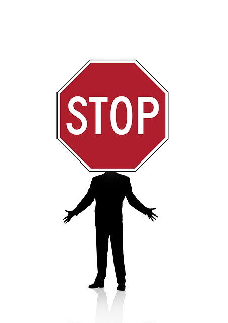 man, silhouette, road sign, stop sign, stop, containing