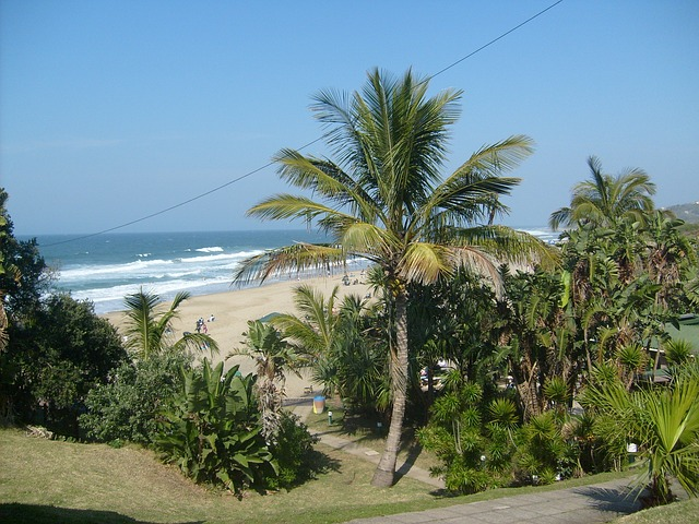marina beach, kzn, south coast, south africa