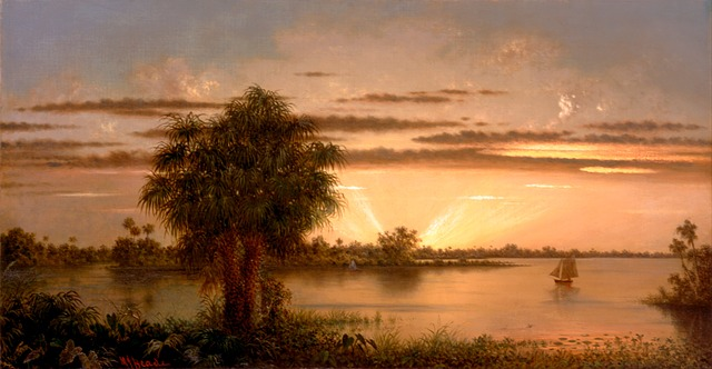 martin heade, painting, oil on canvas, art, artistic
