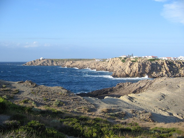 menorca, holiday, sea