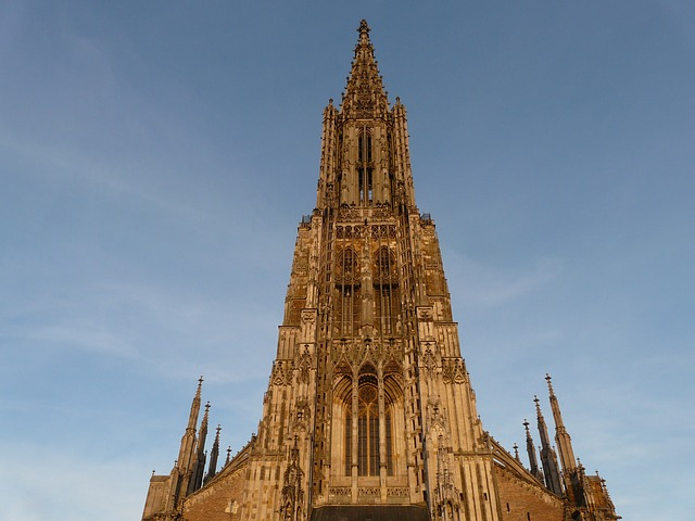 münster, dom, church, building, facade, architecture