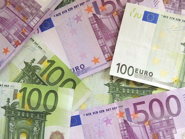 money, euro, currency, wealth, success, business