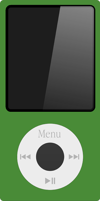 mp3 player, audio, music player, sound, nano, green