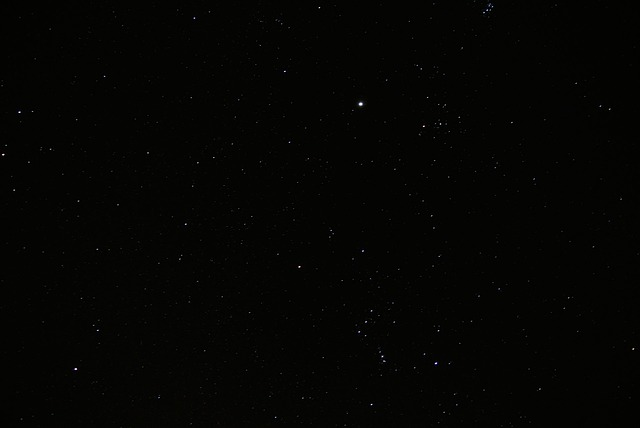 night, stars, space, white, sparkle, orion