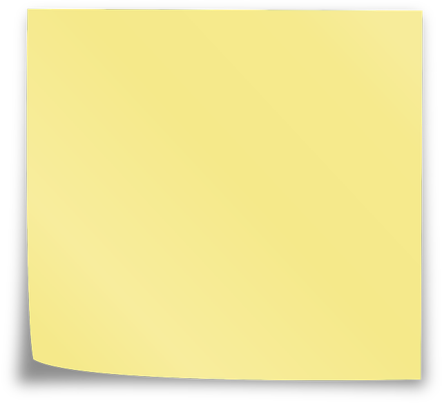 note, post-it, reminder, sticky note, yellow, office