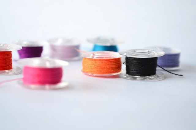 orange, thread, color, view, threads, close, colors