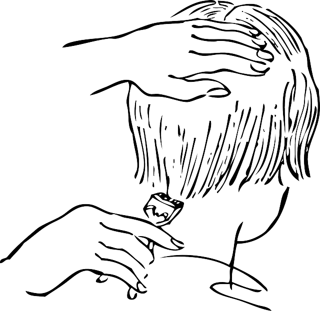 outline, hand, people, woman, fashion, style, hair