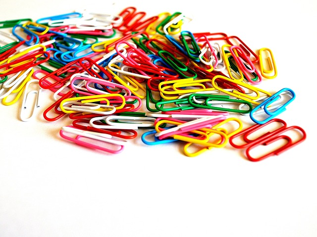 paper, clips, background, business, job, macro, need