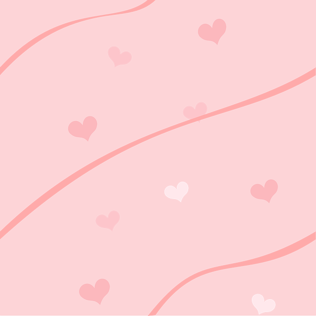 paper, pink, stripes, hearts, texture, heart, buggy