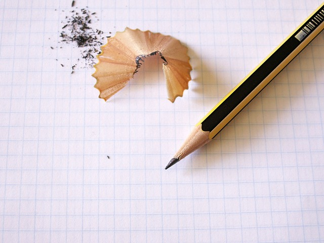 pencil, note, paper, writing, drawing, notes