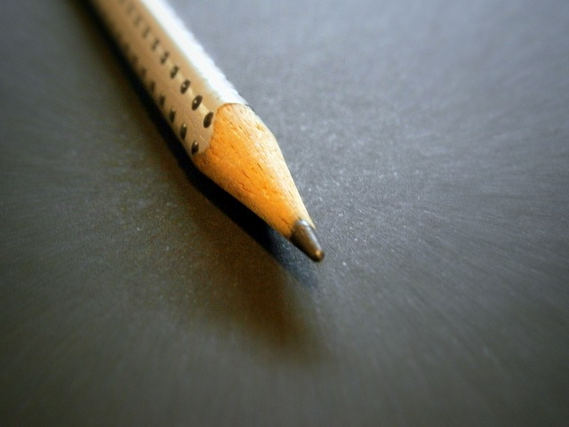 pencil, school, pen, great, pointed, coated, sheathing