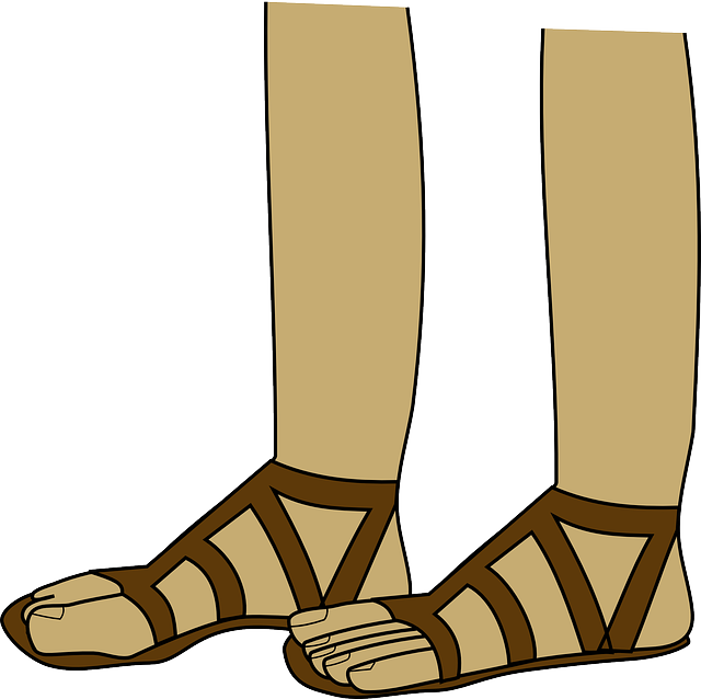 people, feet, sandals, cartoon, foot, clothing, shoes