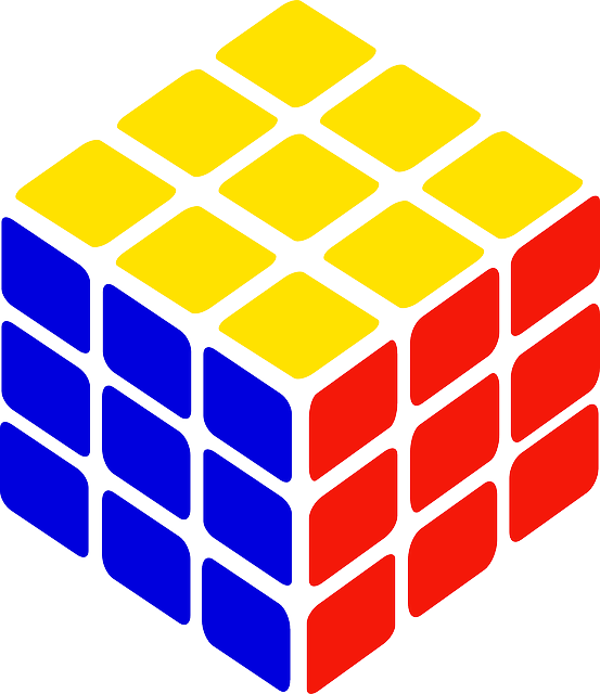 petr, simple, recreation, cartoon, cube, toys, rubik
