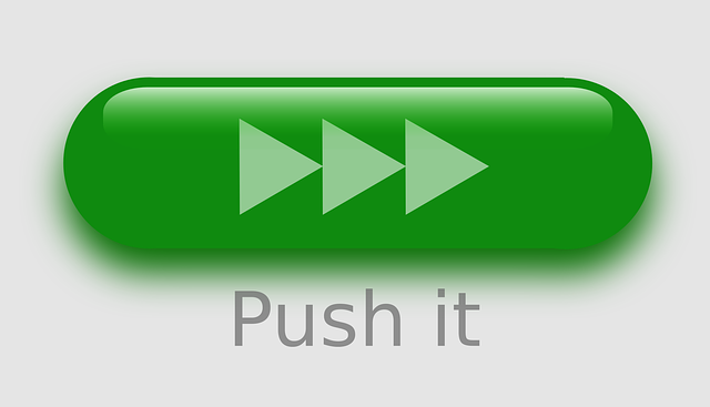 point, green, right, button, aqua, tube, push
