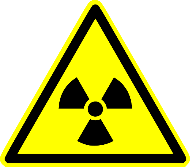 radioactive, nuclear, radiation, danger, warning