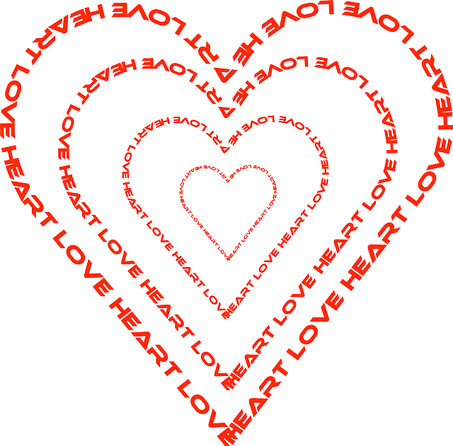 red, black, outline, cartoon, heart, love, done, out